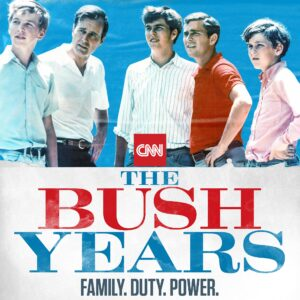 CNN The Bush Years cover