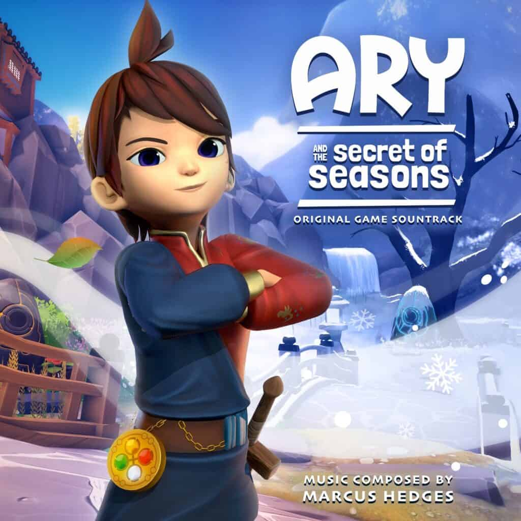 Ary and the Secret of Seasons album cover