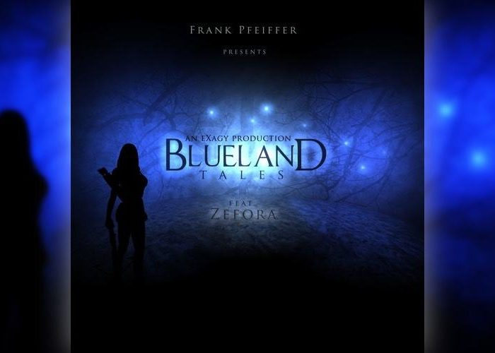 Blueland Tales by Frank Pfeiffer ft. Zefora Alderman
