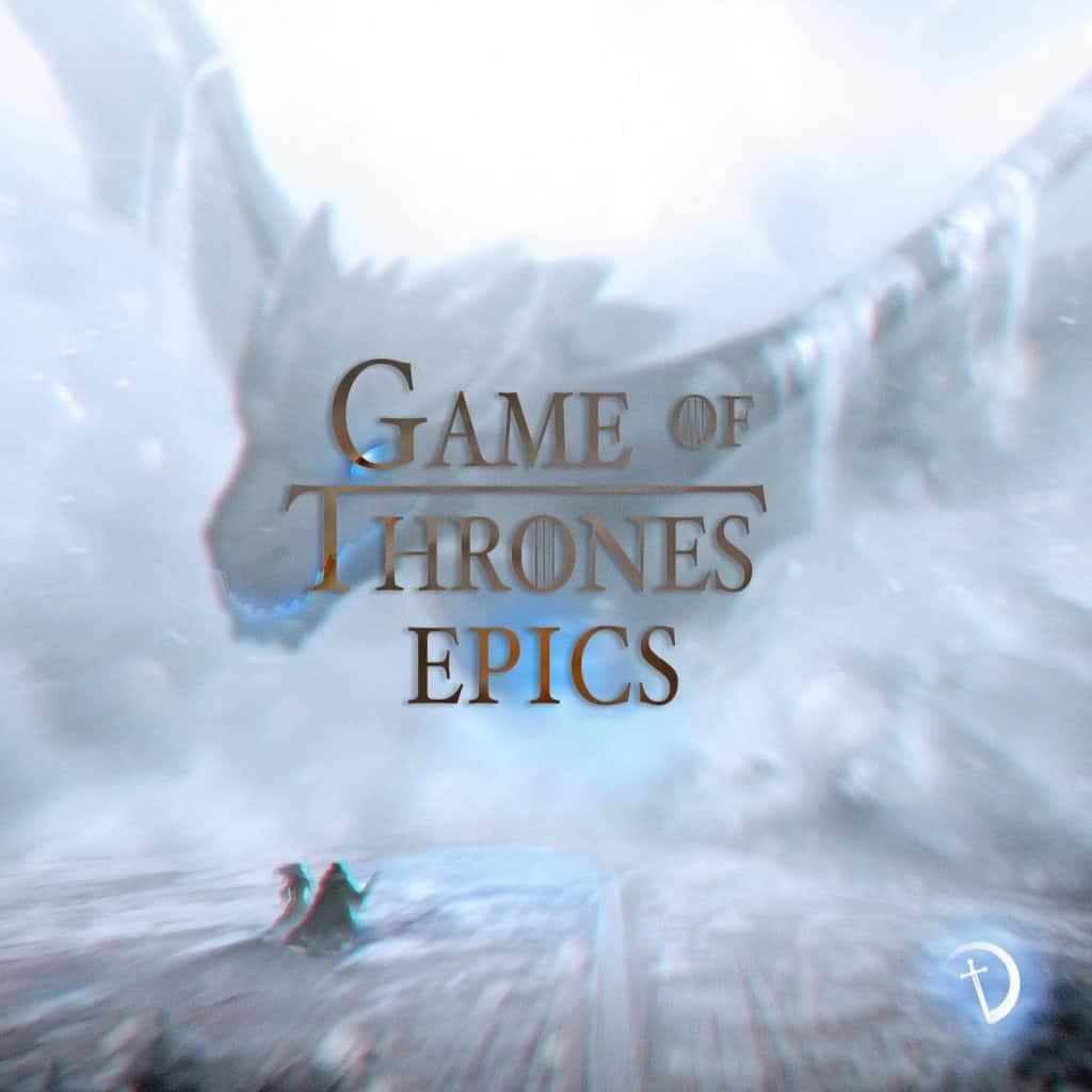Game of Thrones Epics album cover