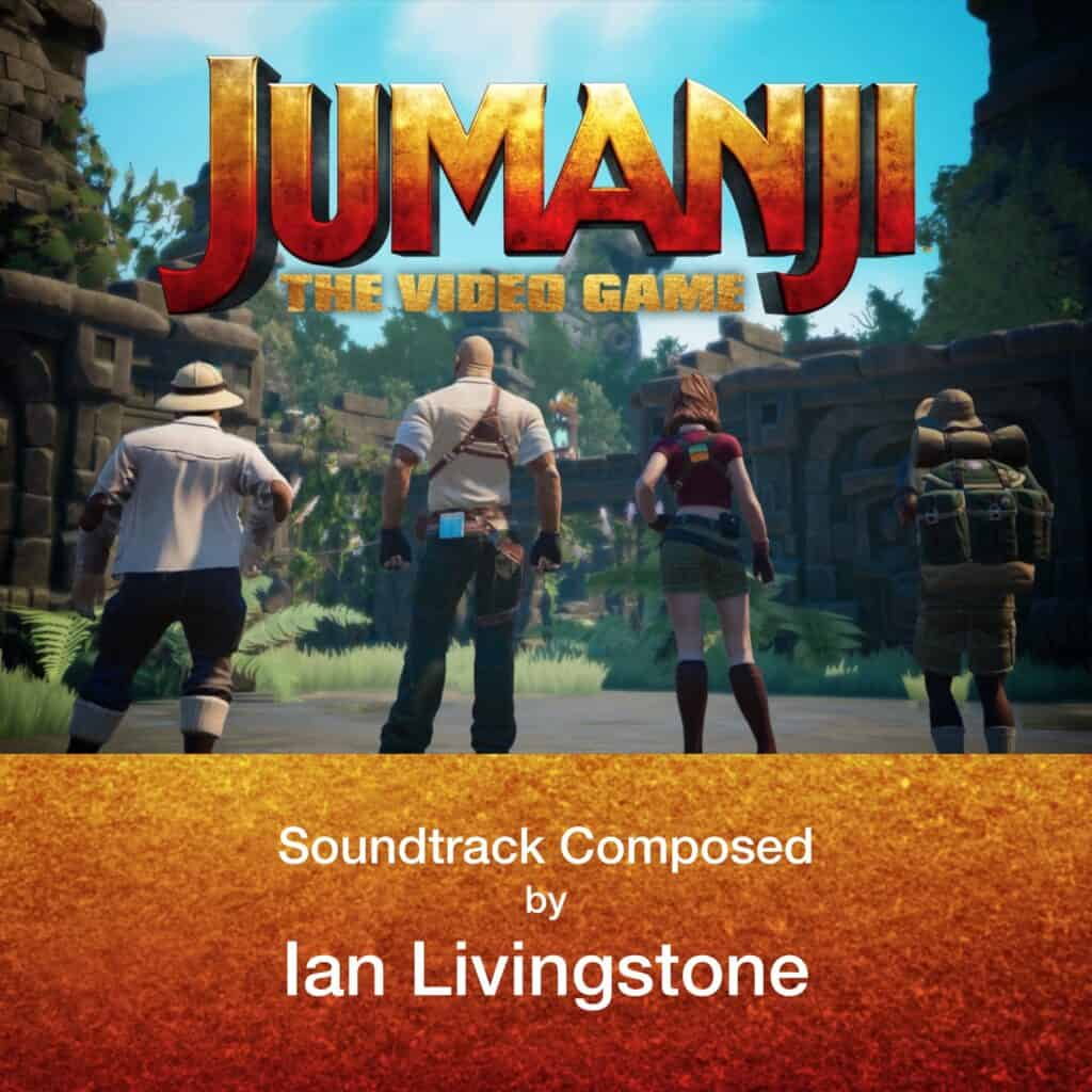 Jumanji The Video Game (Soundtrack Cover)