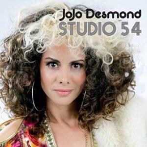 JoJo Desmond - Studio 54 cover