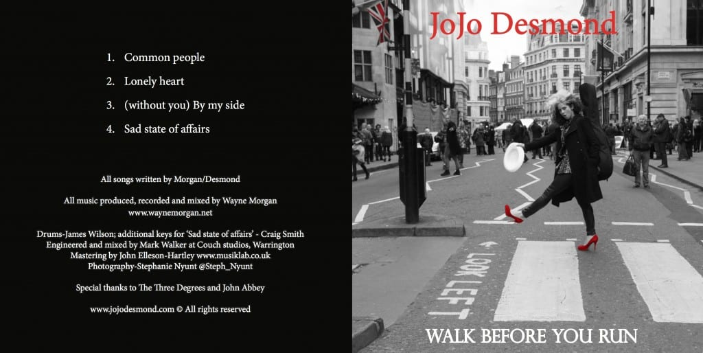 JoJo Desmond | Walk Before You Run