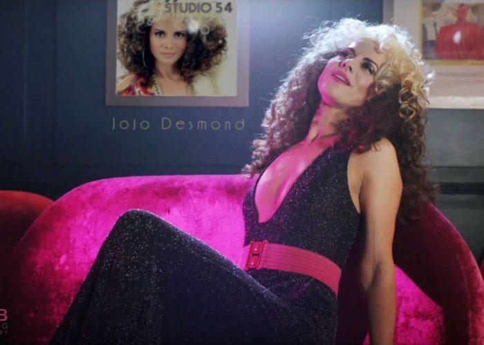 Studio 54 music video by Jojo Desmond