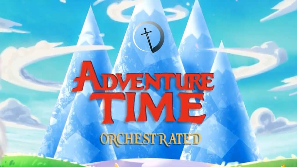 Adventure Time by Marcus Hedges and The Trend Orchestra