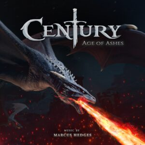 Marcus Hedges - Century Age of Ashes cover
