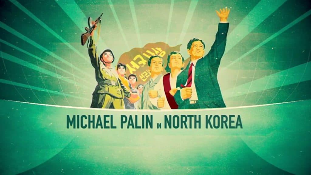 Miguel D'Oliveira - Michael Palin in North Korea