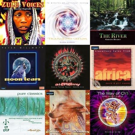 NSM Production Music Albums