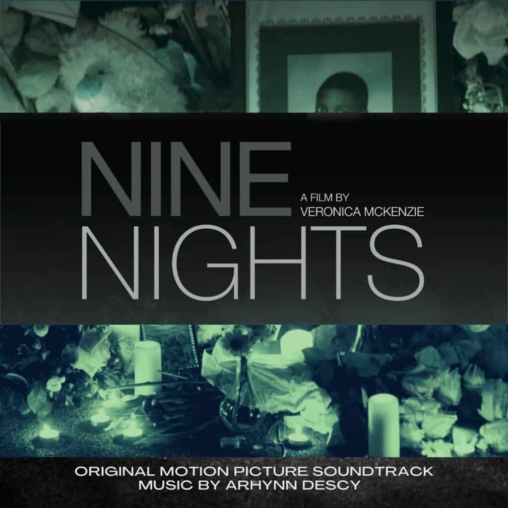 Nine Nights Soundtrack album cover