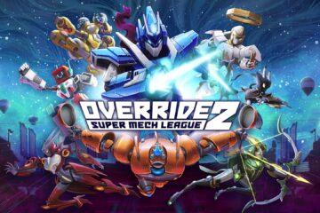 OVERRIDER 2 - Marcus Hedges