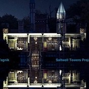 Roma Yagnik Saltwell Towers Projection