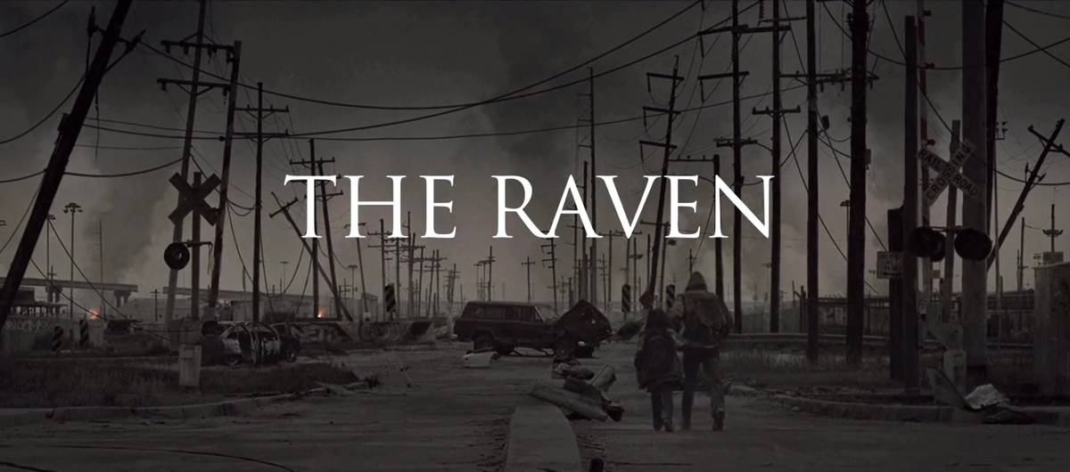 The Raven by Ryo Ishido