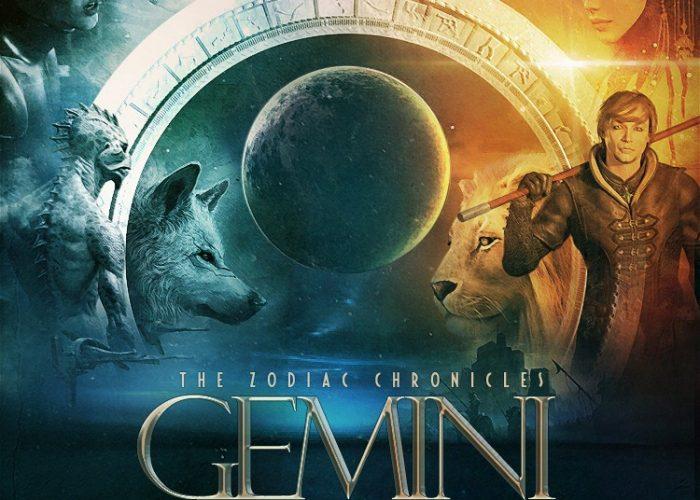 Gemini from The Zodiac Chronicles by Aerlaie Brighton & Ryo Ishido