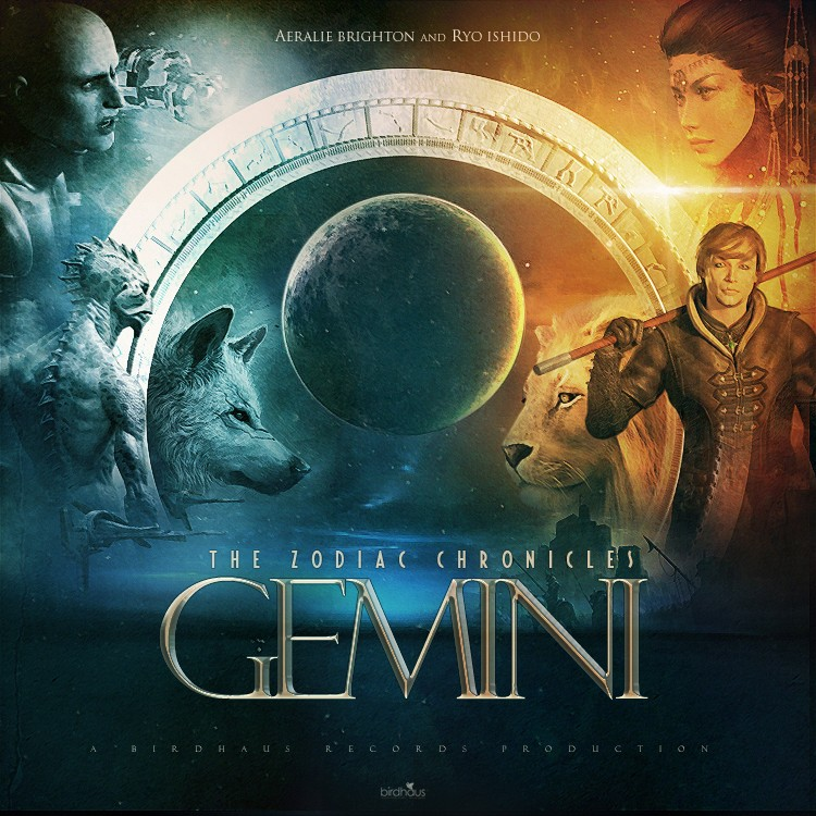 Gemini from The Zodiac Chronicles by Aerlaie Brighton & Ryo Ishido