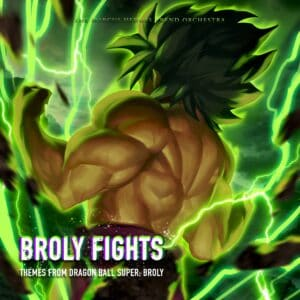 Broly Fights - The Marcus Hedges Trend Orchestra