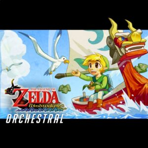 Wind Waker - The Legend of Zelda
